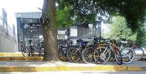 Pedal & Park Facilities at the T
