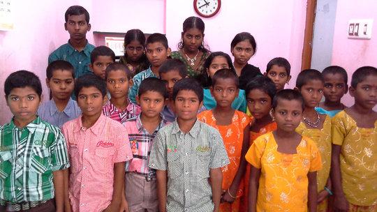 Provide New Clothes for Unfortunate Children