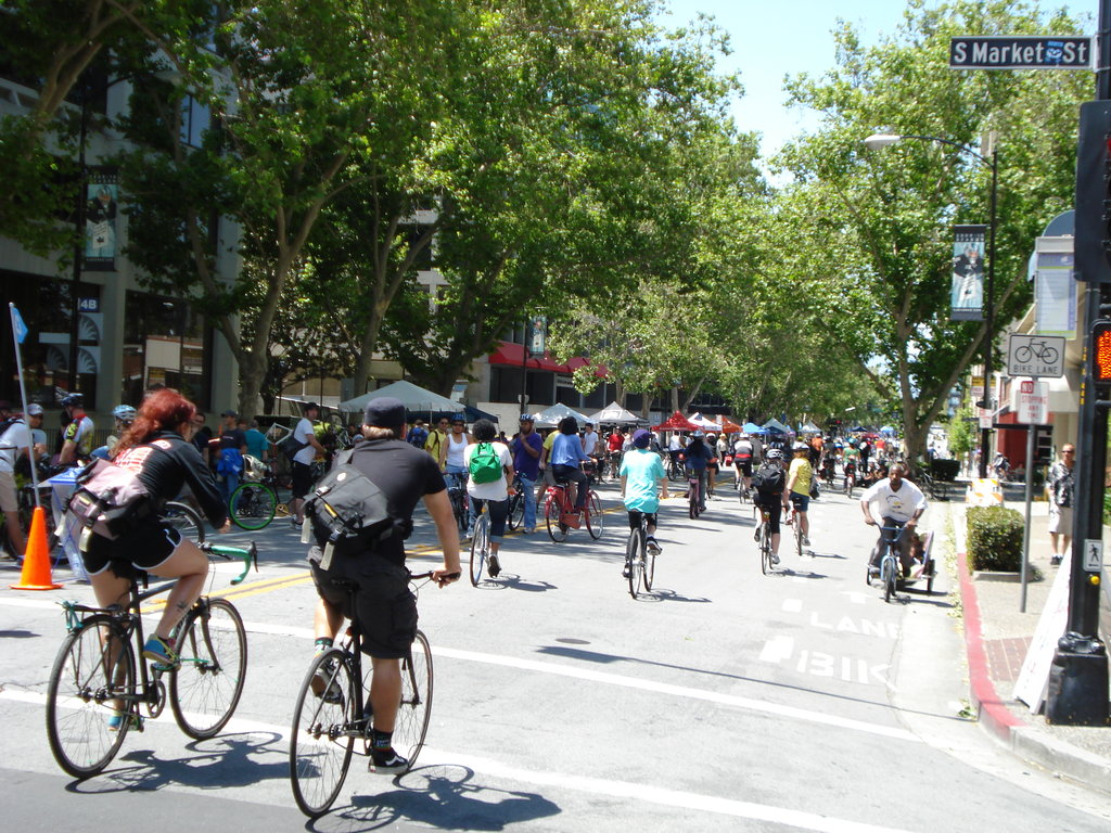 Create A Bicycle Friendly Silicon Valley