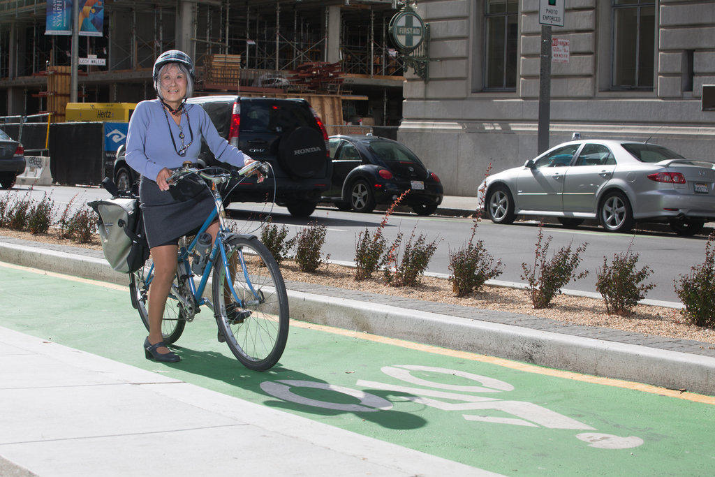 Make SF a Better Place to Live, Work and Bike