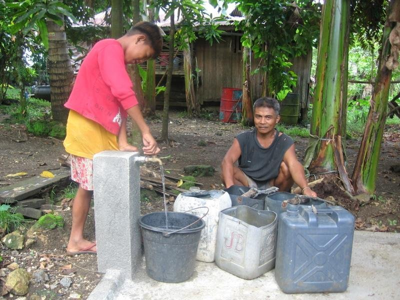 Clean Water and Conservation in the Philippines
