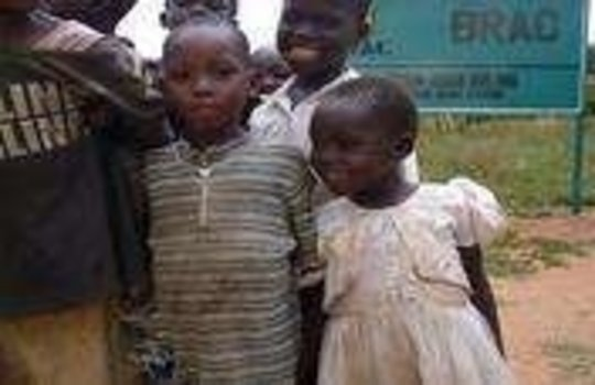 BRAC schools in Sudan for 175 poor children