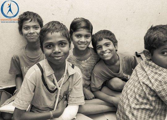 Provide Snacks for Underprivileged Children