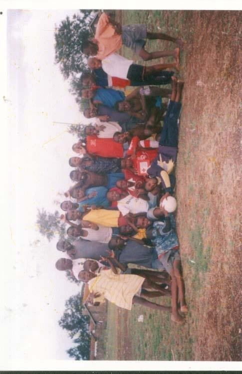 Game On! Youth Sports in Kenya