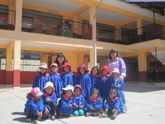 Our new Kindergarten students