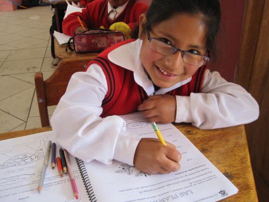 School work is not a burden for CW girls
