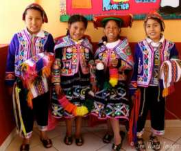 Honoring Quechua & National Peruvian pride