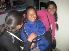 Proud & Happy Alumni girls (CW Sisterhood group)