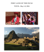 Travel with us to Magical Inca Peru and CW school