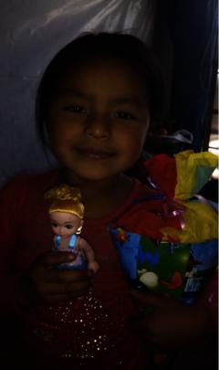 Ursula 5 yrs in preschool - First grade in 2021