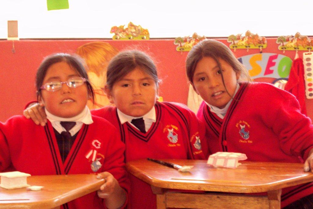 TEACHERS are the BACKBONE to EDUCATE GIRLS in Peru