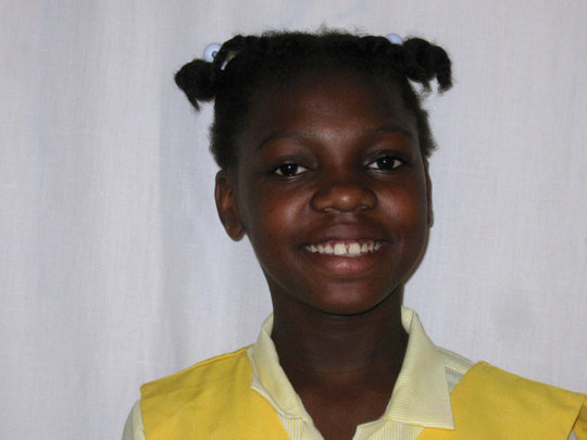Send Mudoleine to School for a Year