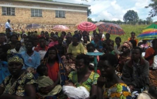 Help 500 Rwandan women rebuild their communities
