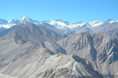 Mountains in Spiti