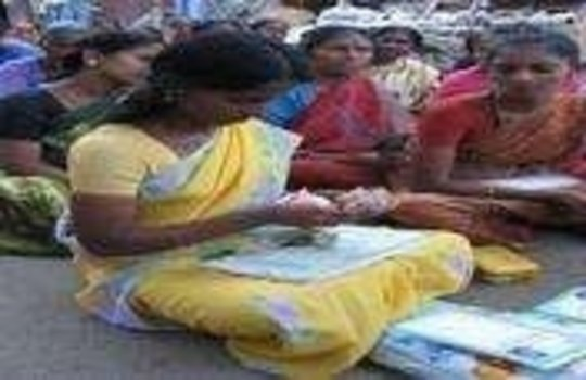 Supporting Community-based Microinsurance in India