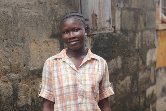 Help Edna Make Her Education Dream Come True