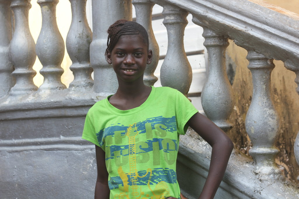Scholarship for Fatu: Help Her Dream Come True