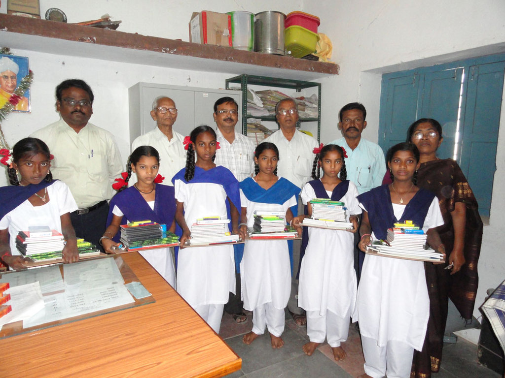Sponsor a Poor Girl Child Education in India