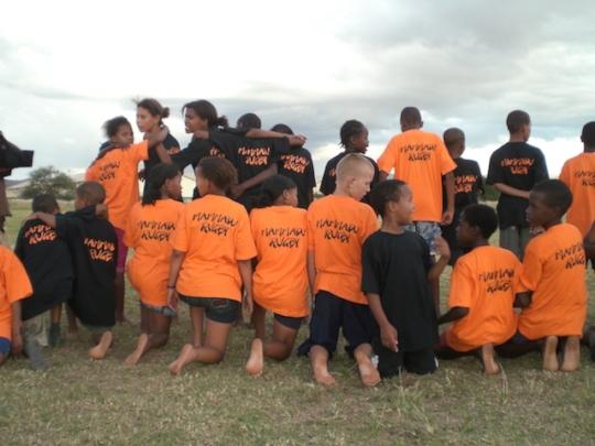 2009 Mammadu Rugby Team