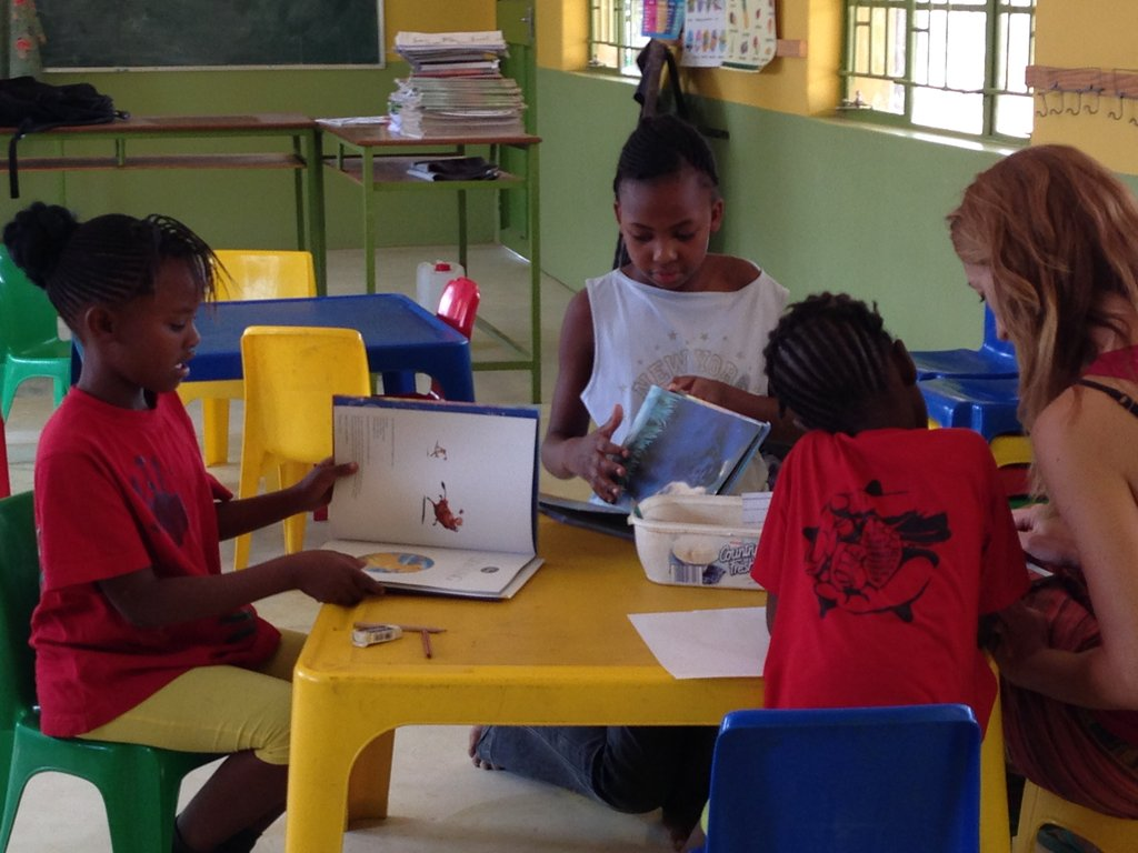 School fees and uniforms for 14 Mammadu kids