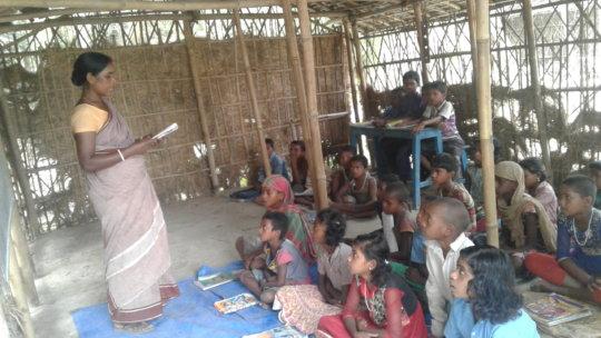 Dhekipara Learning Center