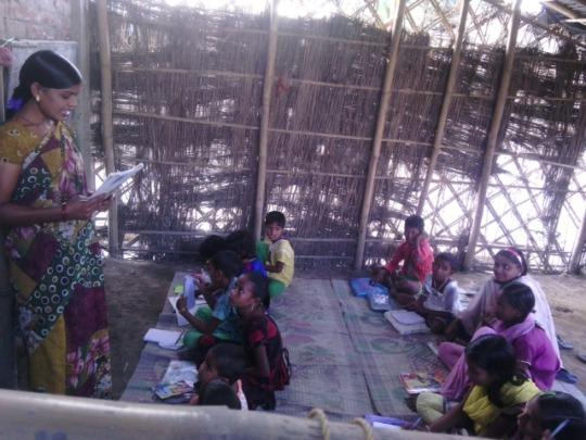 AIF Learning Centre at Kasibari