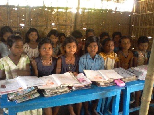 AIF Learning Centre at Village Dhekipara