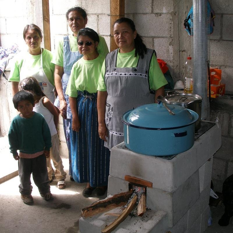 Eliminating Deadly Open Fires in Latin America