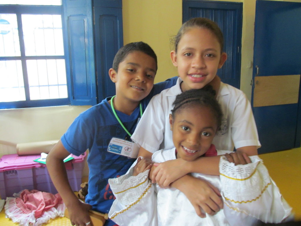 PROTECT CHILDREN AT RISK IN COLOMBIA