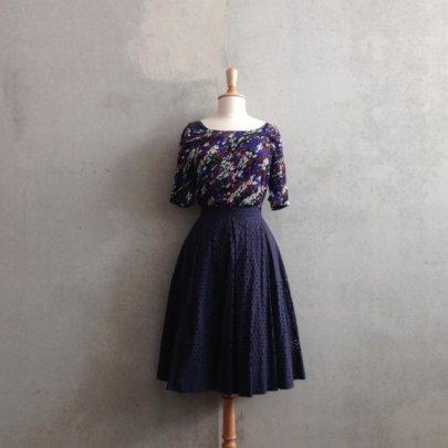 Shirt Maje - Tara Jarmon skirt - 26