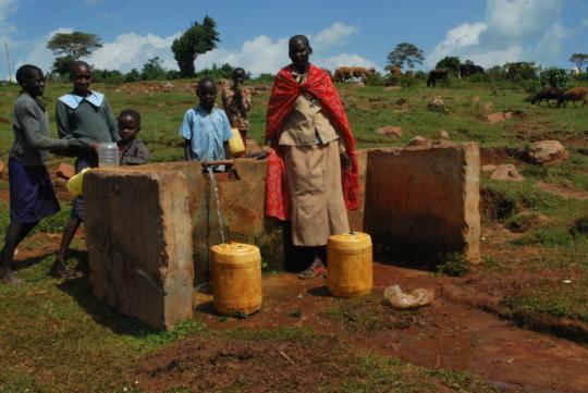 Help Women in Kenya Confront Climate Change