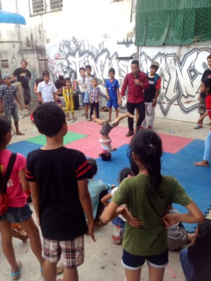Changing young lives through dance and music