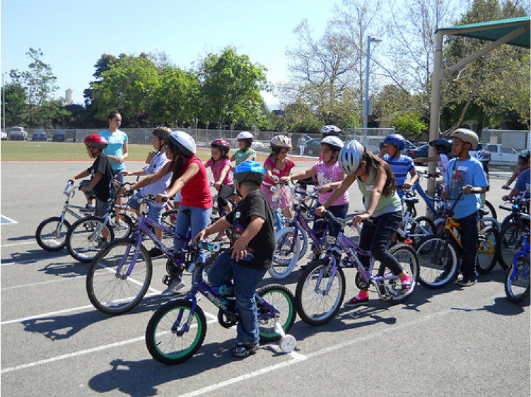Bicycle Safety Education