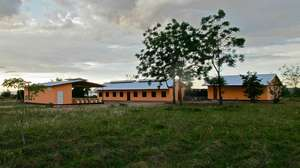 The Kupanda Project dormitory for girls