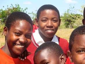 Village girls struggle to stay in school