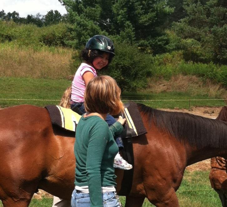 Help Bring Equine Therapy To 30 Children in 2015!