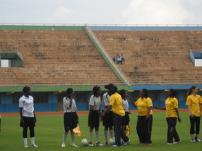Football match to campaign against GBV