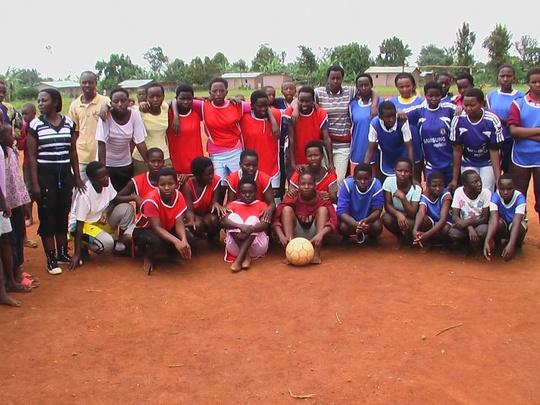 Women football team