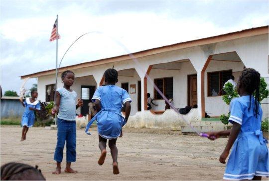 Safe, quality education in Sierra Leone