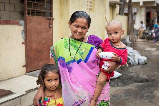 Neelam has big dreams for her children