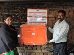 Amit, owner of Amit Rickshaw Garage