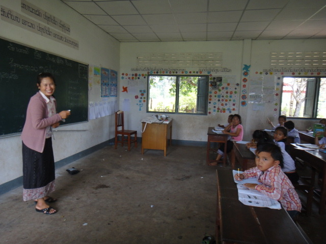 classrooms receiving renovation