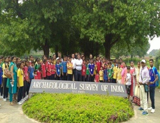 Nalanda Visit