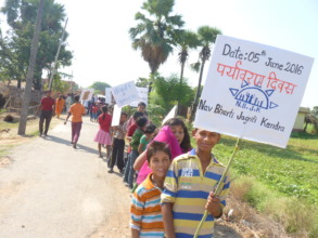 Environment Day rally