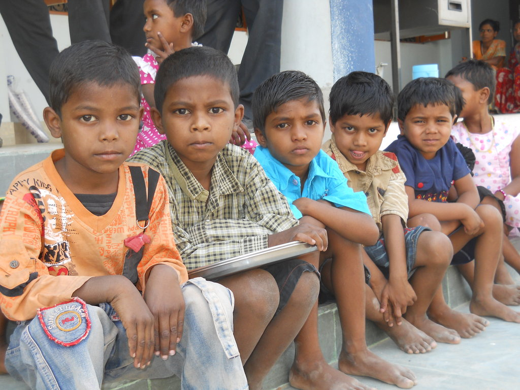 Shape the future of 70 orphan children in India.