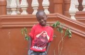 Help Daniel Make His Education Dream Come True