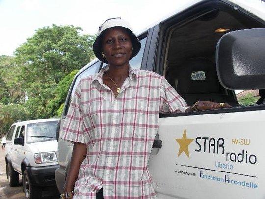 STAR Senior Journalist Olivia Swen ready for to co