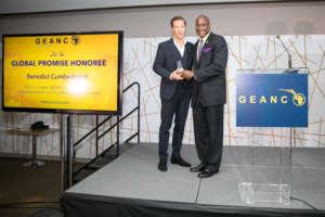 GEANCO Foundation Honoree Benedict Cumberbatch