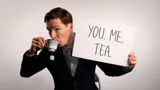 Benedict Cumberbatch Omaze campaign