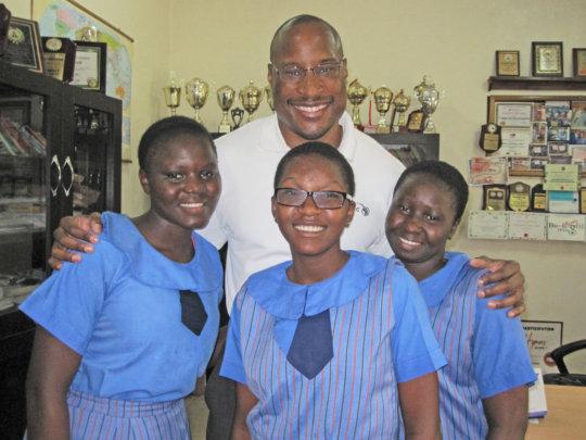 First Class of David Oyelowo Leadership Scholars